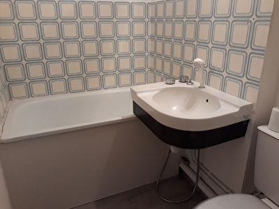 Sablettes.Appartement La Seyne Sur Mer 1 piece 15 m2