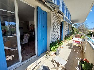 Appartement La Seyne Sur Mer 4 pieces 88 m2 avec terrasse et parking