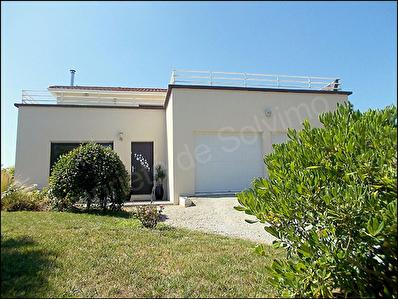 Maison contemporaine - 140m2 - Le Loroux Bottereau
