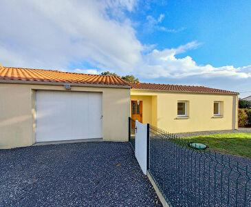 Maison Saint Julien De Concelles 109 m2