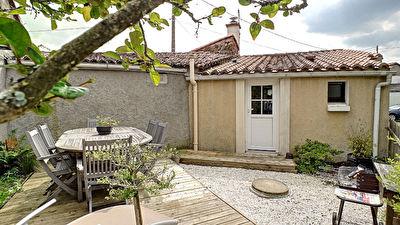 Maison plain pied - Divatte Sur Loire - 2 pieces - 30 m2