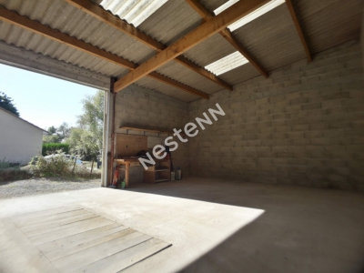 GARAGE - 50m2 - 1 piece - SAINT JULIEN DE CONCELLES