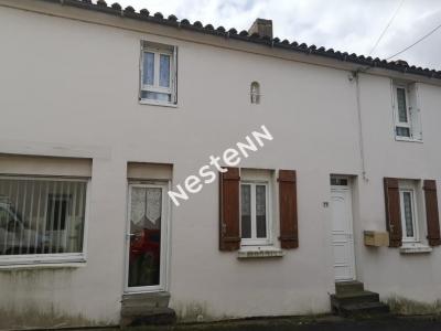 Maison de centre ville - Divatte Sur Loire - 4 pieces - 124 m2
