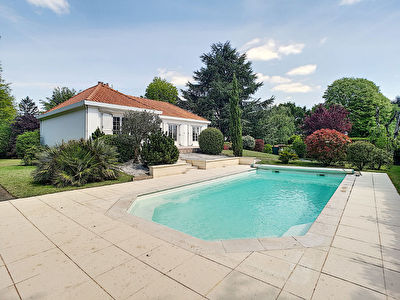 Maison Haute Goulaine avec piscine