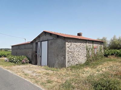 Grange Le Loroux Bottereau 1 piece 115 m2
