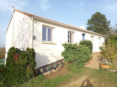 Maison  5 pieces - 4 chambres - 128 m2
