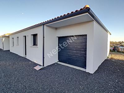 Maison de plain pied - RT 2012 - 90m2