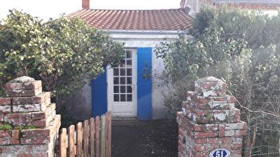 Maison Saint Julien De Concelles 2 pieces 40 m2