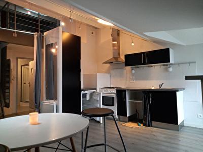 Appartement Le Loroux Bottereau 1 piece 30 m2