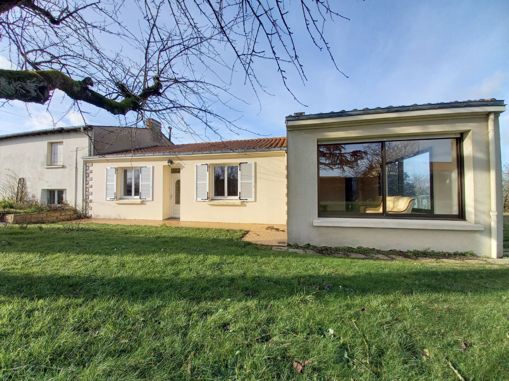Maison - Saint Julien De Concelles - 110 m²
