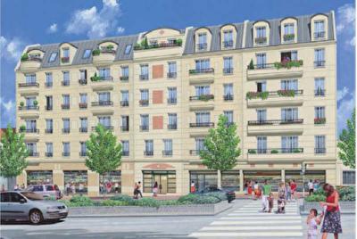 APPARTEMENT NEUF LE RAINCY - 3 pieces - 60 m2
