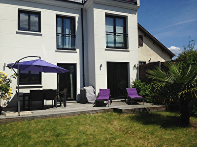 Maison 103m2 - 4 pieces - Bry sur Marne