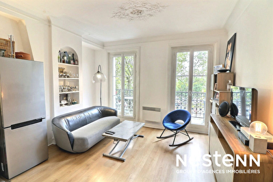 Appartement Paris 2 pieces 34.40 m2 - Alexandre Dumas