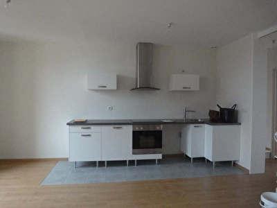 APPARTEMENT NEUF ST GENIX SUR GUIERS - 3 pieces - 74 m2