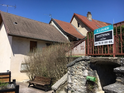 Maison Saint Genix Sur Guiers 2 pieces 42.50 m2