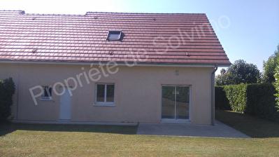 Maison Domessin 5 pieces 105 m2