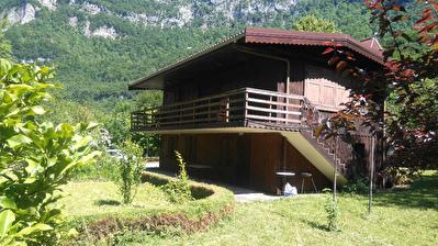 Appartement avec jardin a Aiguebelette le Lac