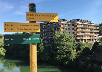 Pont Savoie Local 5 pieces