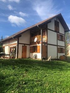 Maison d'architecte en ossature bois a 15 min de Voiron