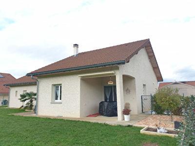 Maison 5 pieces Saint Jean d'Avelanne