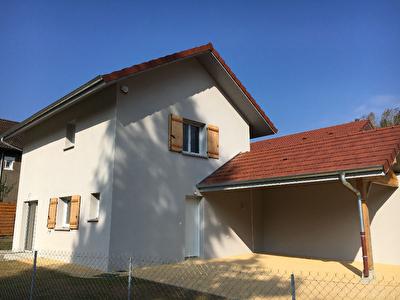Maison Saint-beron 4 pieces 85 m2