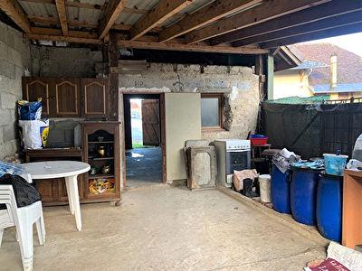 Garage et Terrain 396 m2