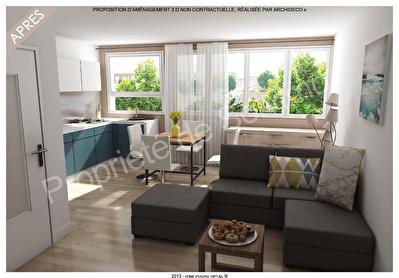 APPARTEMENT LE PRE ST GERVAIS - 2 pieces - 39 m2 - LUMINEUX