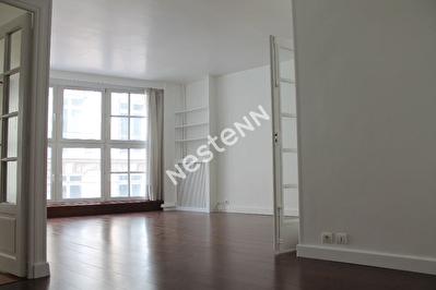 Appartement Paris 2 pieces 58.10 m2
