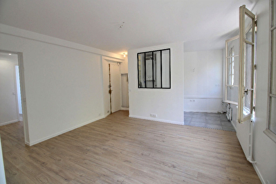 Pre St Gervais - Appartement F3/4 - 2 chambres - metro mairie des Lilas 7 mins