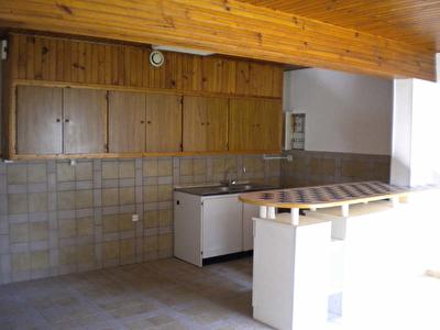 APPARTEMENT LA VILLE DU BOIS - 2 pieces - 40 m2