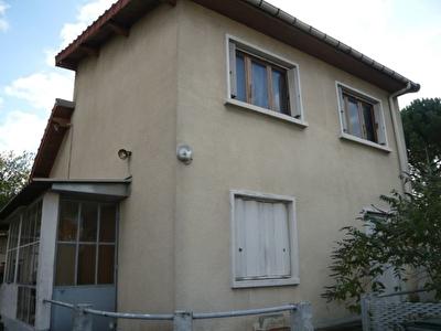 Maison Viry Chatillon 3 pieces 45 m2
