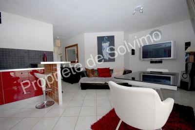 Appartement Sainte Genevieve Des Bois 2 pieces 40 m2