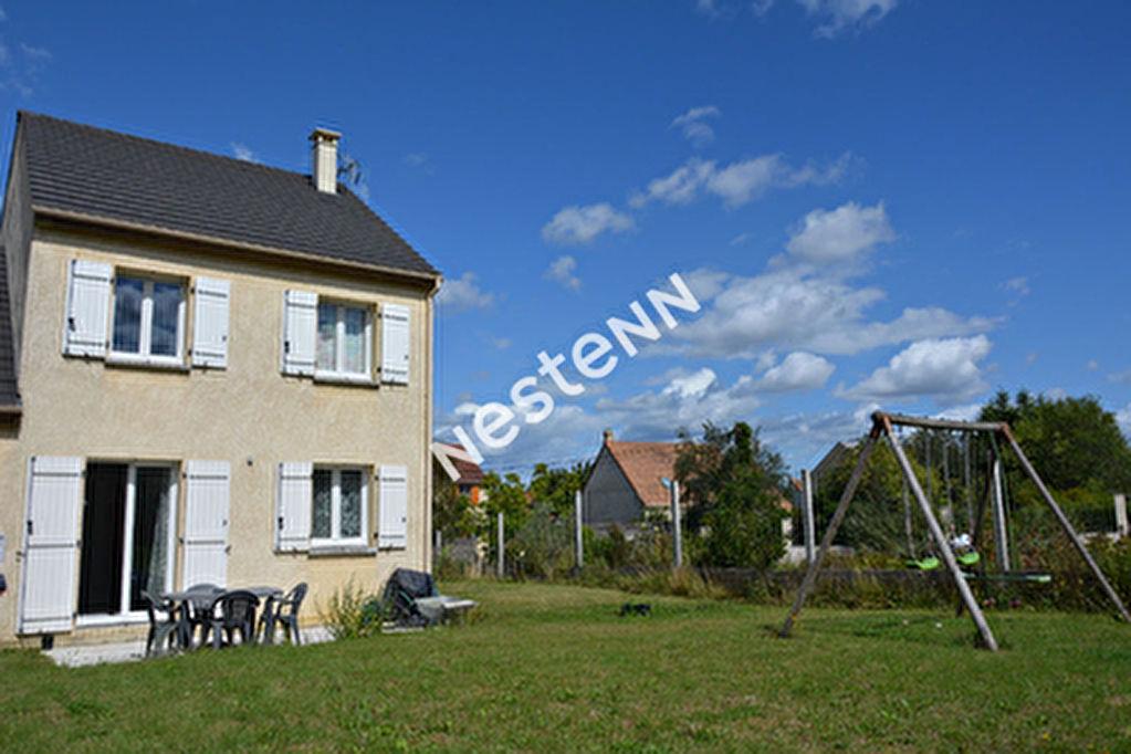 Maison Linas 6 pieces, 4 chambres, terrain 614 m2.