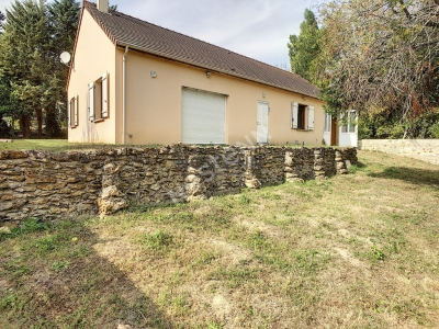 Maison PLAIN PIED - Leuville Sur Orge - 5 pieces - 104 m2 - Terrain 717 m2