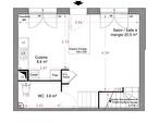 91590 CERNY - Appartement
