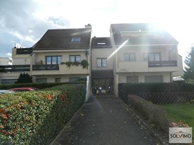 Appartement Lingolsheim 1 piece 39 m2