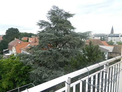 Appartement Lingolsheim 4 pieces 100 m2