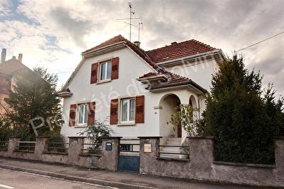 Maison Illkirch Graffenstaden 5 pieces 151 m2
