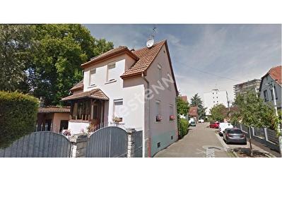 Maison Lingolsheim 5 pieces 101 m2