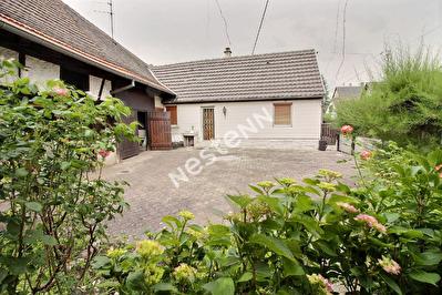 Maison Lingolsheim 3 pieces POTENTIEL