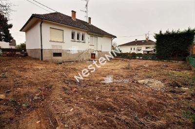 Maison Eschau 4 pieces 85 m2 terrain de 459m2