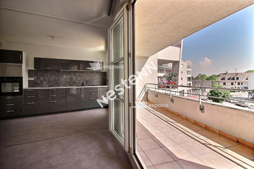 Appartement Ostwald 3 pièces GRANDE TERRASSE