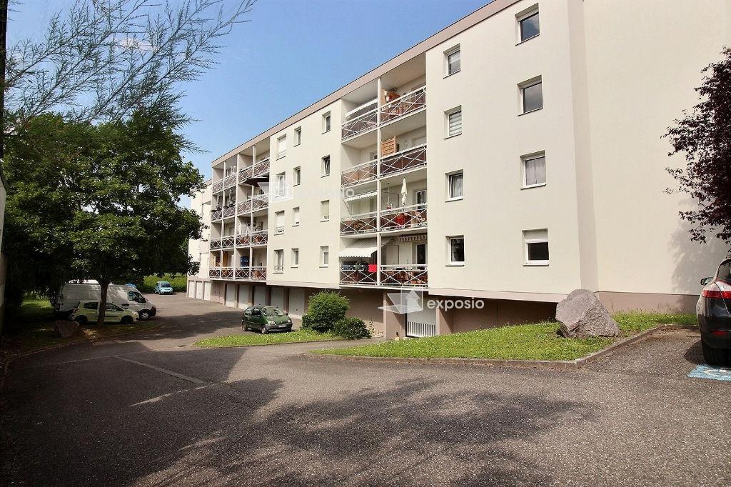 Appartement Lingolsheim 4 pièces BALCONS