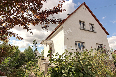 Maison Illkirch Graffenstaden 4/5 pieces SECTEUR AGREABLE