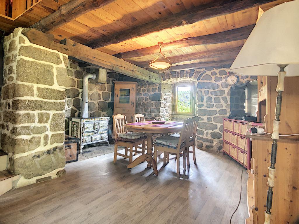 Maisons Saint Julien Boutières 50 et 75 m2