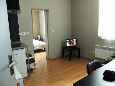 Appartement T2 Meuble LAMBERSART + Parking
