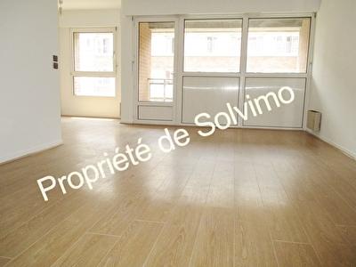 Appartement Lomme 3 pieces 70 m2 + balcon + parking