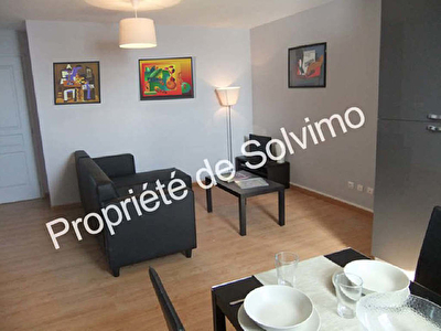 Appartement meuble Lambersart - 3 pieces  + parking