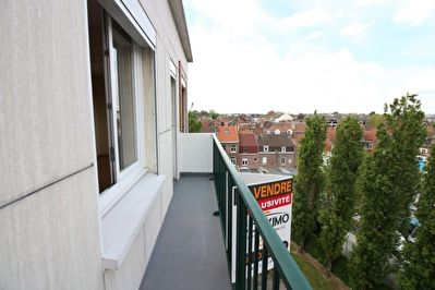 Appartement Lomme 4 pieces 76.60 m2 + parking