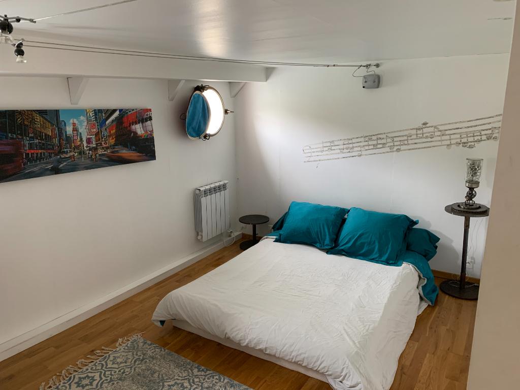 Péniche Confluence 180 m2